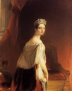 1838 The newly crowned Queen Victoria
