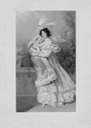 1839 (issue date) Sarah Villiers lithograph by Frederick Christian Lewis Sr. after Alfred Edward Chalon From godsandfoolishgrandeur.blogspot.com:2016:11:portraits-of-silence-sarah-sophia-child.html detint X 1.5