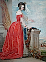 1840 Alexandra Feodorovna by Christina Robertson (location unknown to gogm)