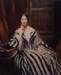 ca. 1840 Angela Georgina Burdett-Coutts, Baroness Burdett-Coutts by ? (National Portrait Gallery - London UK)