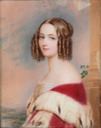 1840s Duchess of Hamilton by Emanuel Thomas Peter (Boris Wilnitsky)