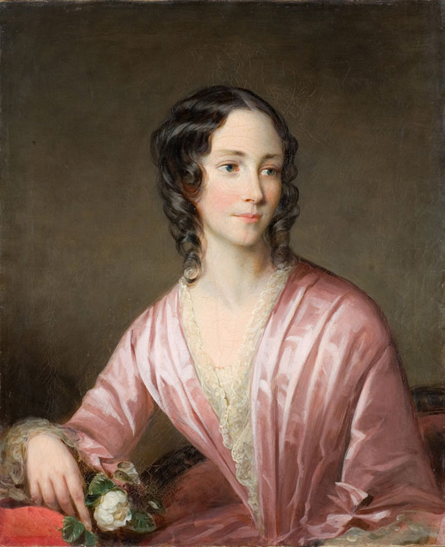 1840s Hair Dos