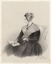 1841 Maguerite, Countess of Blessington by Alfred, Count d'Orsay (location unknown to gogm)