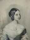 1841 Queen Victoria from Steve Conrad archive