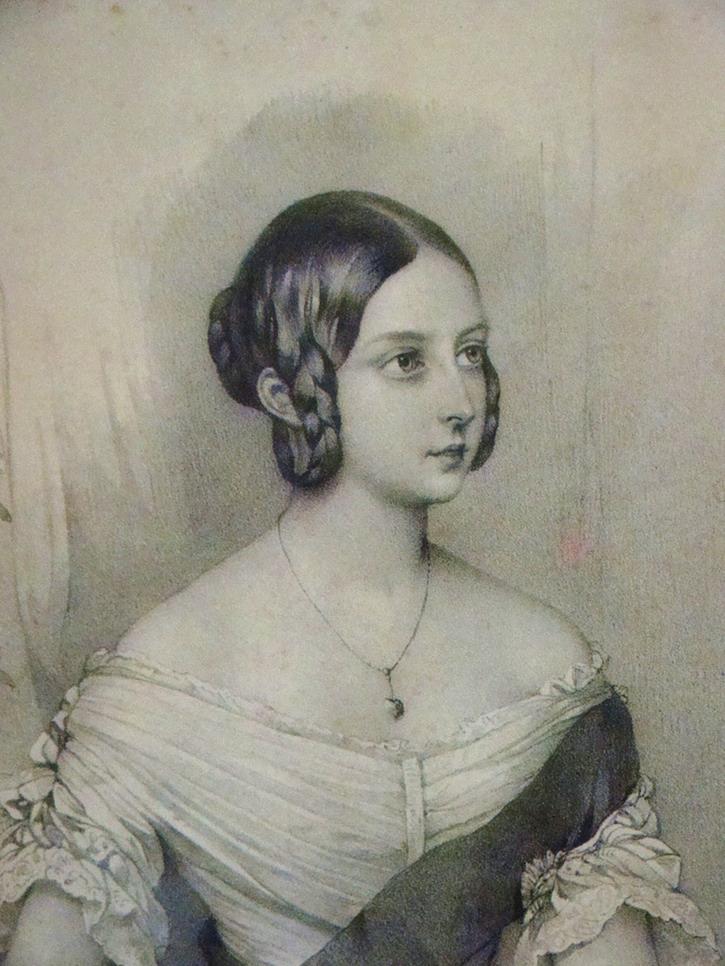 1841 queen victoria from steve conrad archive grand. Black Bedroom Furniture Sets. Home Design Ideas