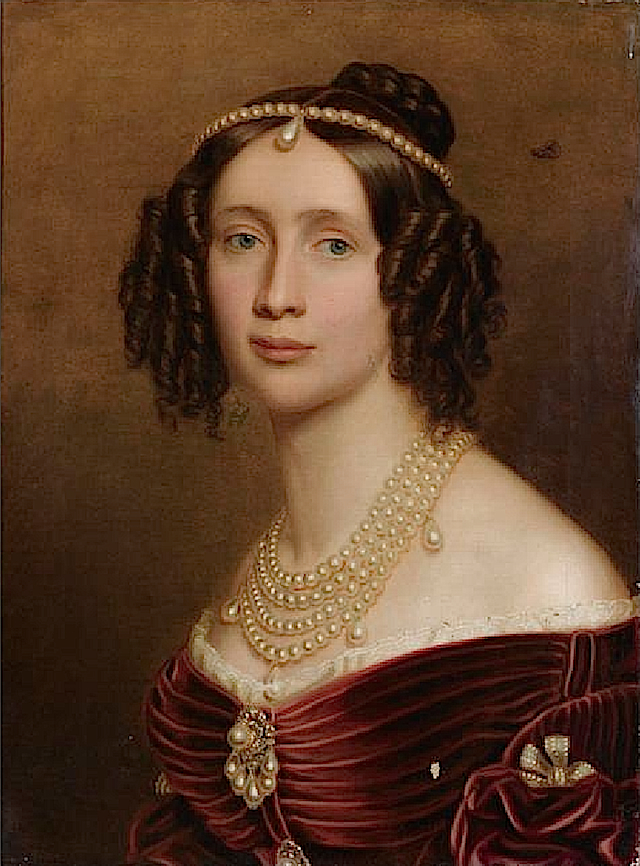 1842 Мария Анна, королева Саксонии RJWMBxmaryjo 2Dec08