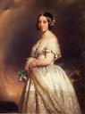 1842 Young Queen Victoria by Franz Xavier Winterhalter (Royal Collection)