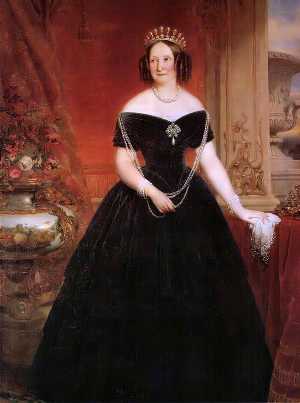1849 Queen Anna Paulowna By Location Unknown To Gogm