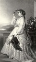 1852-1854 Marie of Baden, Duchess of Hamilton by Franz Xaver Winterhalter (location unknown)