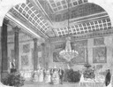 "1856 ""Ball to Her Majesty at Grosvenor House - The Queen entering the Supper-Room"""