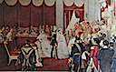 1857 Wedding of Charlotte of Belgium and Archduke Maximillian of Austria by ? (location unknown to gogm)