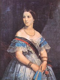 1858 or 1859 Estefânia Hohenzollern by ? (location unknown to gogm)