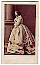1859-1861 Countess of Montijo carte de visite by Disderi (Luminous Lint)