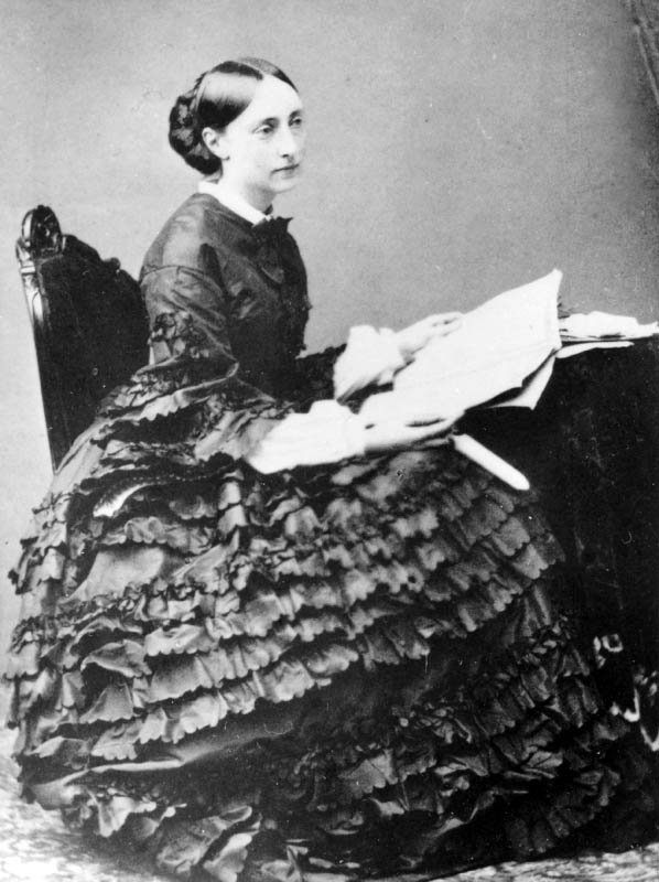 1860-1867 Grand Duchess Olga Nicholaevna of Russia