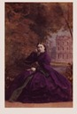 1861 (3 July) Crown Princess Victoria by Camille Silvy