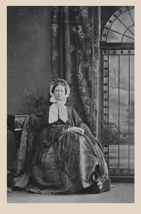 1861 (12 Mar) Countess of Derby by Camille Silvy PF