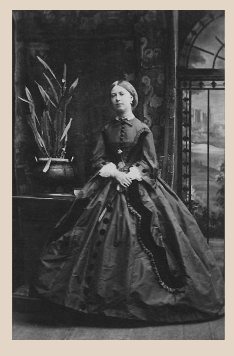 1861 (25 April) Lady Augusta Yorke by Camille Silvy PF