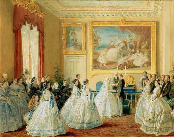 Matrimonio Romanov : Wedding of princess alice with the grand duke ludwig