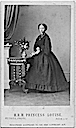 1862 Princess Louise carte de visite by Hughes (National Portrait Gallery, London)
