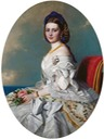 1863 Victoria, Princess Royal, Crown Princess of Prussia by Albert Gräfle (Royal Collection) From pinterest.com/pin/365776800959720496/.jpg