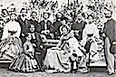 1864 Danish royal family