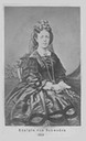 1865 Sofia of Nassau, Queen of Sweden carte de visite