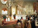 1866 Dagmar's wedding to Grand Duke Alexander