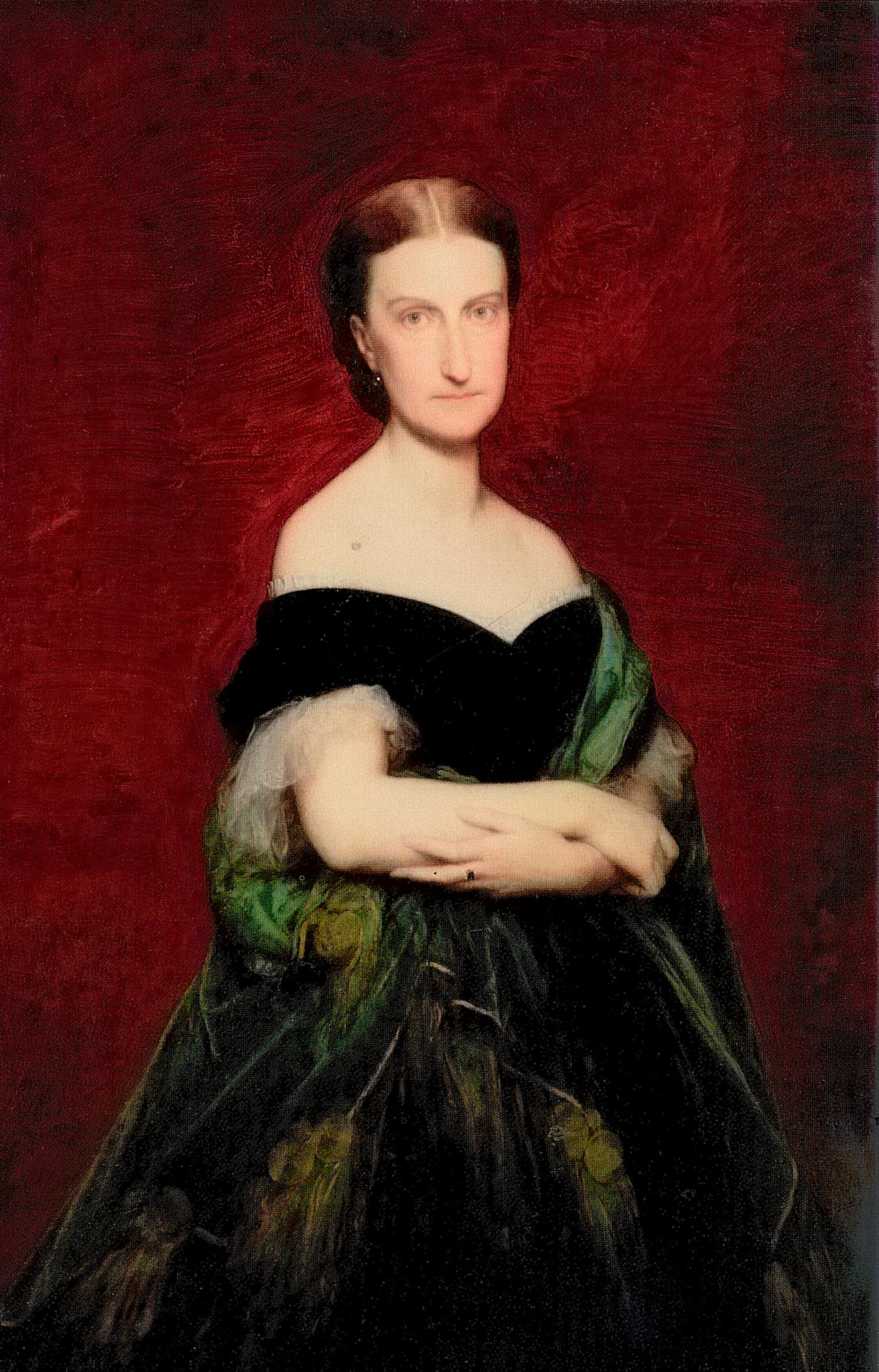 [peinture] Vos oeuvres préférées 1866_marie_caroline_auguste