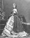 1867 Laetitia Marie Wyse Bonaparte by Disdéri From www.rocaille.it/2013/06/.jpg