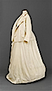 1869 Yachting dress worn to Suez Canal opening by Henry Creed & Co., London (Chateau de Compiegne)