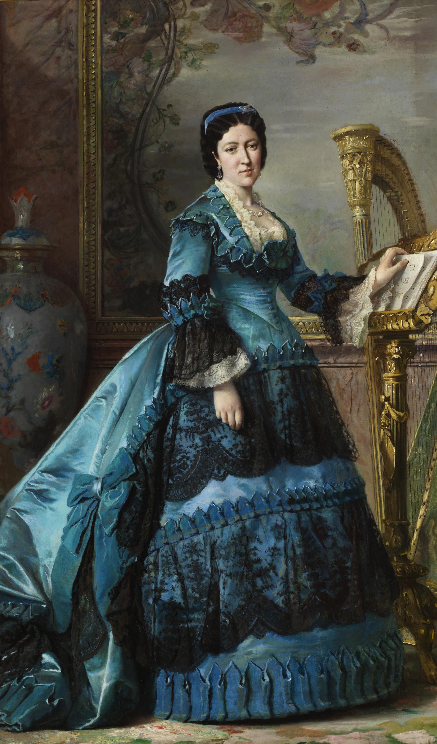 1870 Mar 237 A De Los Dolores Collado Y Echag 252 E Duquesa De