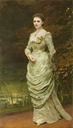 1879 Ishbel, Countess of Aberdeen by George Sant (Haddo House - Methlick, Ellon, Aberdeenshire UK)