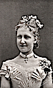 1881 Kronprinzessin Stéphanie wedding photo
