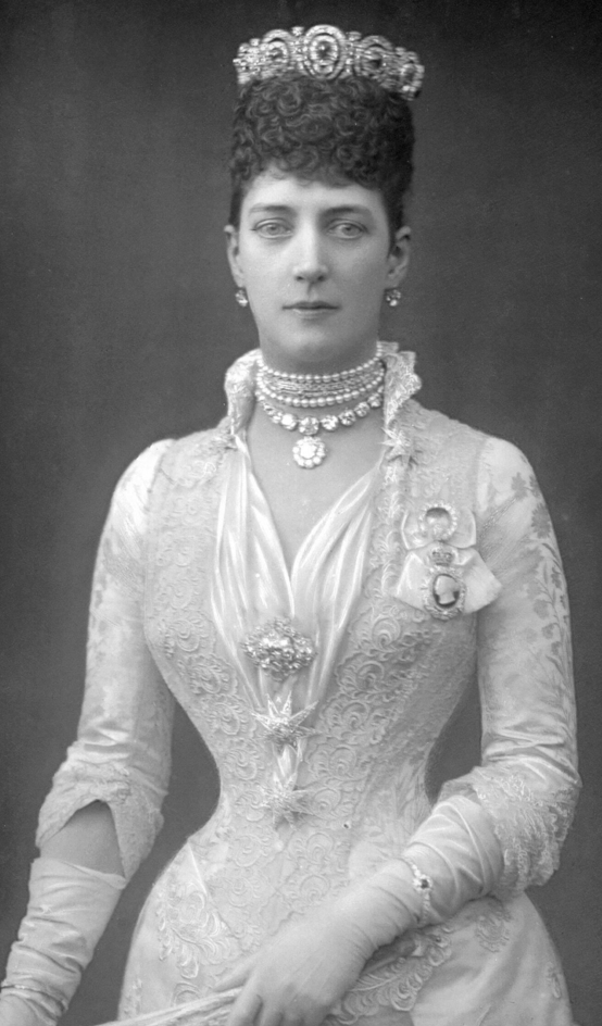 1890 Princess Of Wales Alexandra Grand Ladies Gogm