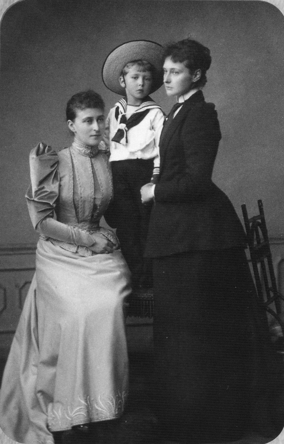 1891 Ella & Alexandra of Hesse ericab16 on Webshots detint
