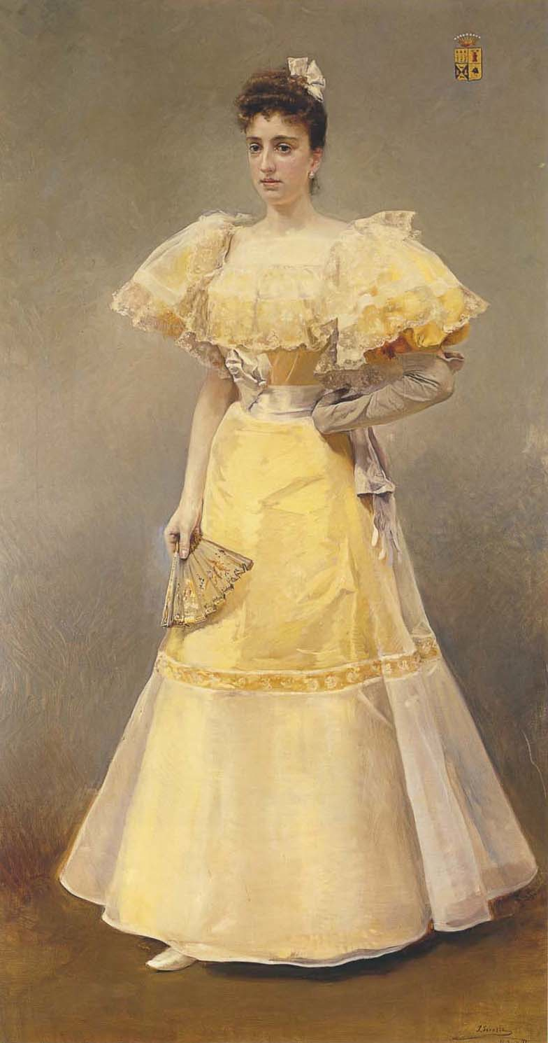 04933cc129f 1894 Condesa de Santiago by Joaquin Sorolla y Bastida (private collection)
