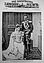1894 Grand Duchess Viktoria Melita of Hesse-Darmstadt wedding dress