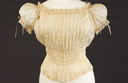 1895-1900 French corset cover (Metropolitan Museum of Art - New York City, New York USA)