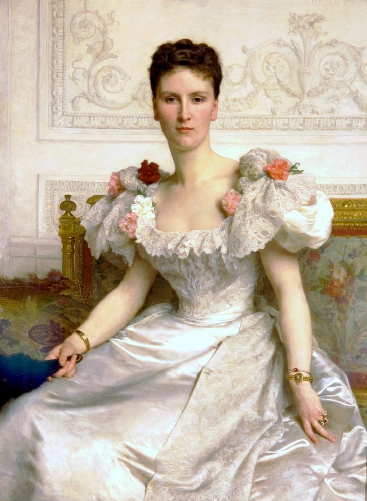 1895 Madame la Comtesse de Cambaceres by Adolphe-William Bouguereau (Seattle Art Museum, Seattle Washington) ericab16 on Webshots