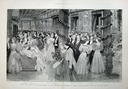 1896 Hatfield House County Dance Marchioness Salisbury