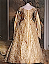 1896 Alexandra Feodorovna's coronation dress
