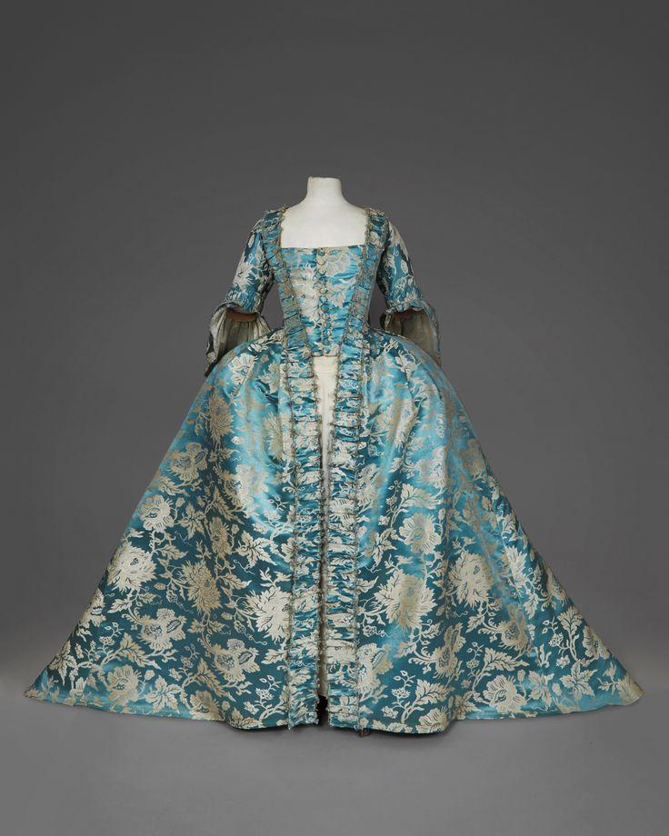 18th century french court dress grand ladies gogm