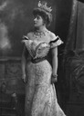 1900 (May) Almina, Countess of Carnarvon by Lafayette