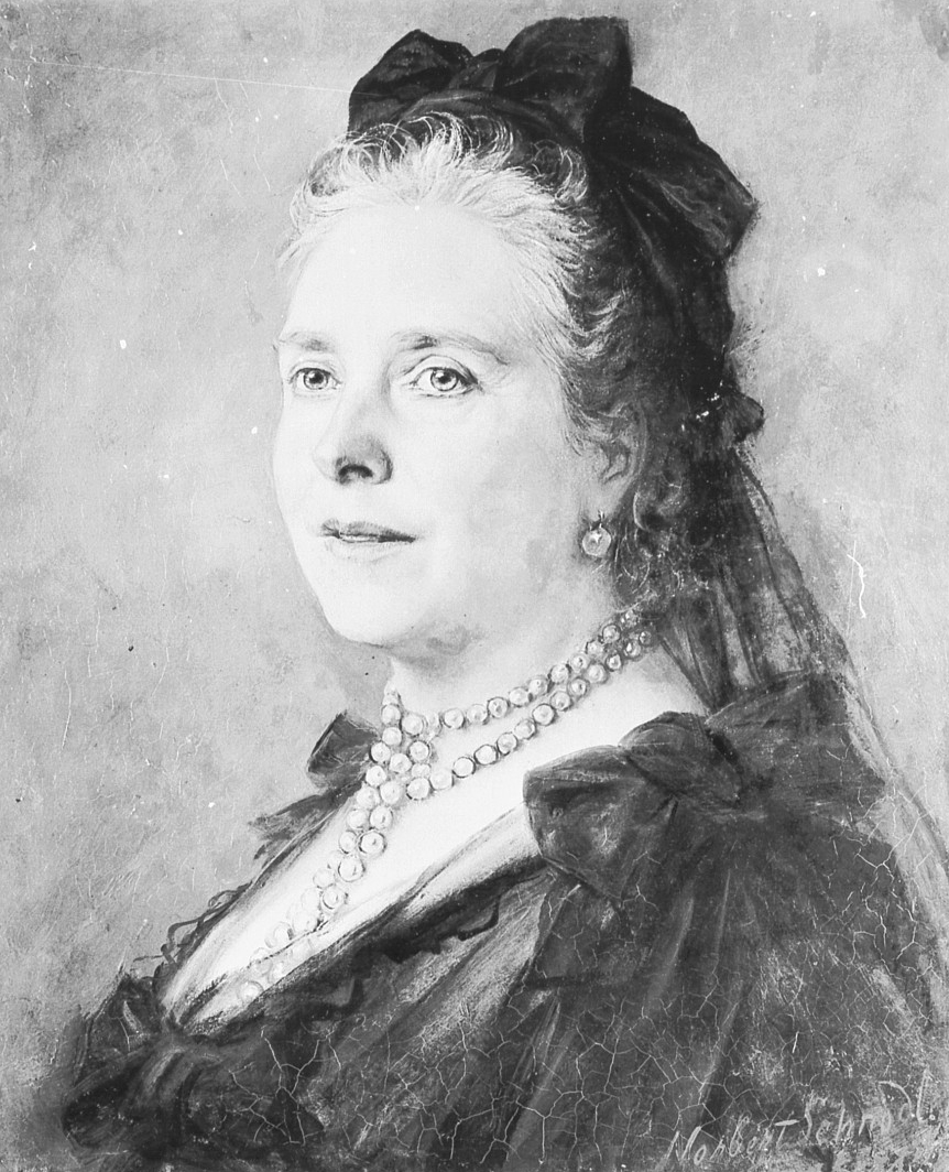 Ca 1900 Kaiserin Victoria Late In Life By Norbert Schnodl Grand