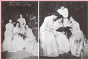 1900s (early) The Four Graces, Marchioness Victoria of Milford-Haven, Grand Duchess Elizaveta Fyodorovna of Russia, Princess Irene of Prussia and Empress Alexandra Fyodorovna