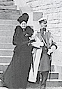1901 Alexandra and Christian IX of Denmark