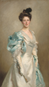 1902 Mary Crowninshield Endicott Chamberlain (Mrs. Joseph Chamberlain) by John Singer Sargent (National Gallery of Art - Washington, DC, USA) From the museum's Web site
