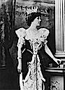 1902 Winifred Duchess of Portland at coronation of Edward VII