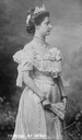 1903 (by date on photo) Princess Sophie Helene Cecilie of Schonburg-Waldenburg