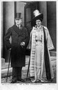 1903 Mr. and Mrs. Joseph Chamberlain From streetsofsalem.com:tag:mary-endicott: detint X 1.5